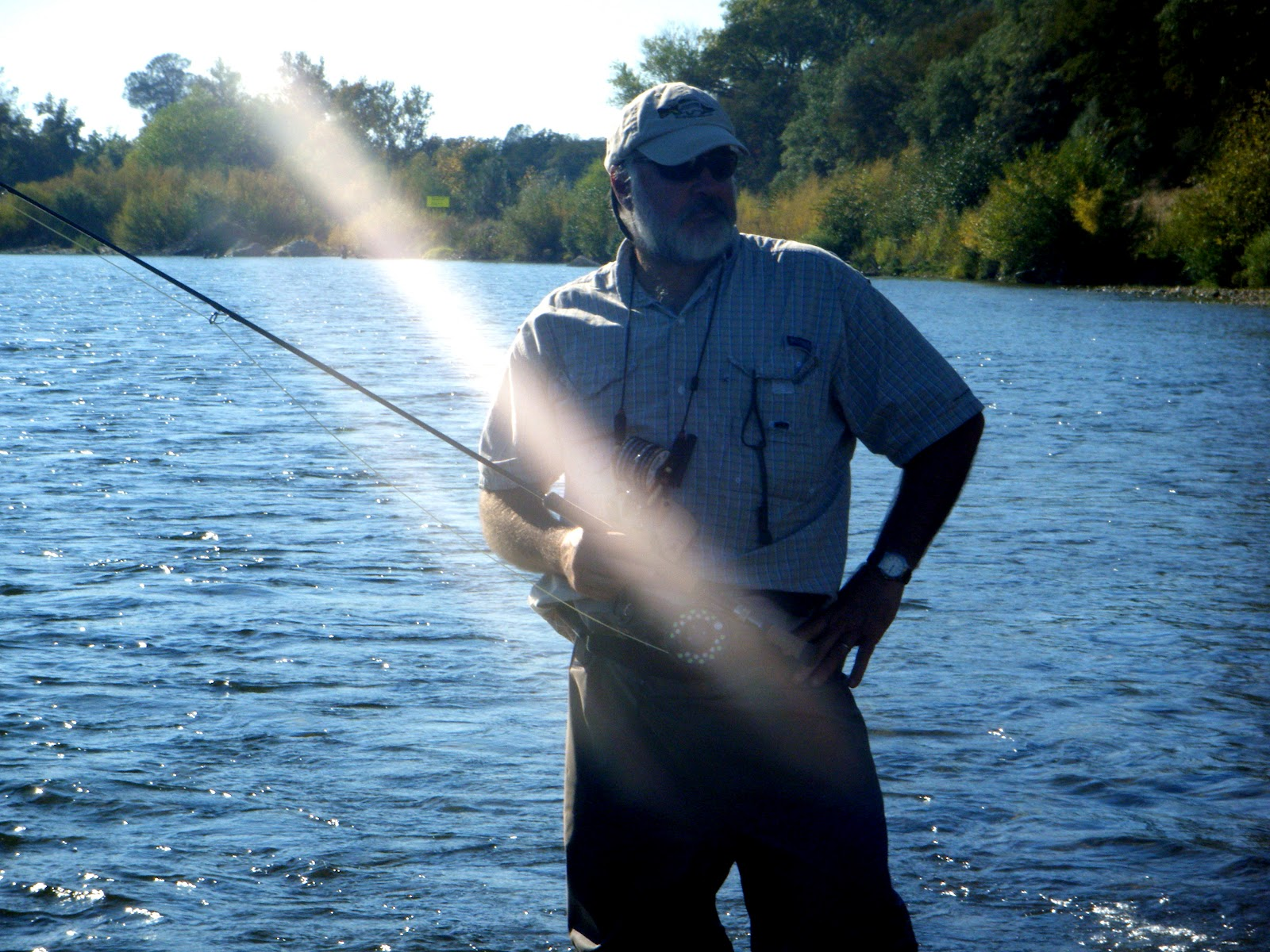 Fly fishing traditions fly casting the endless persuit for Fly fishing casting