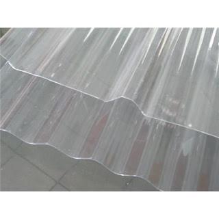Tipos de telhas transparentes