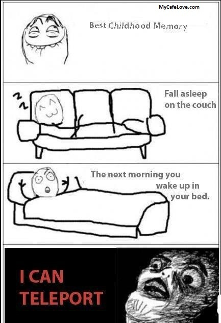 the best childhood memory