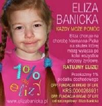 ELIZA BANICKA-KAŻDY MOŻE POMÓC
