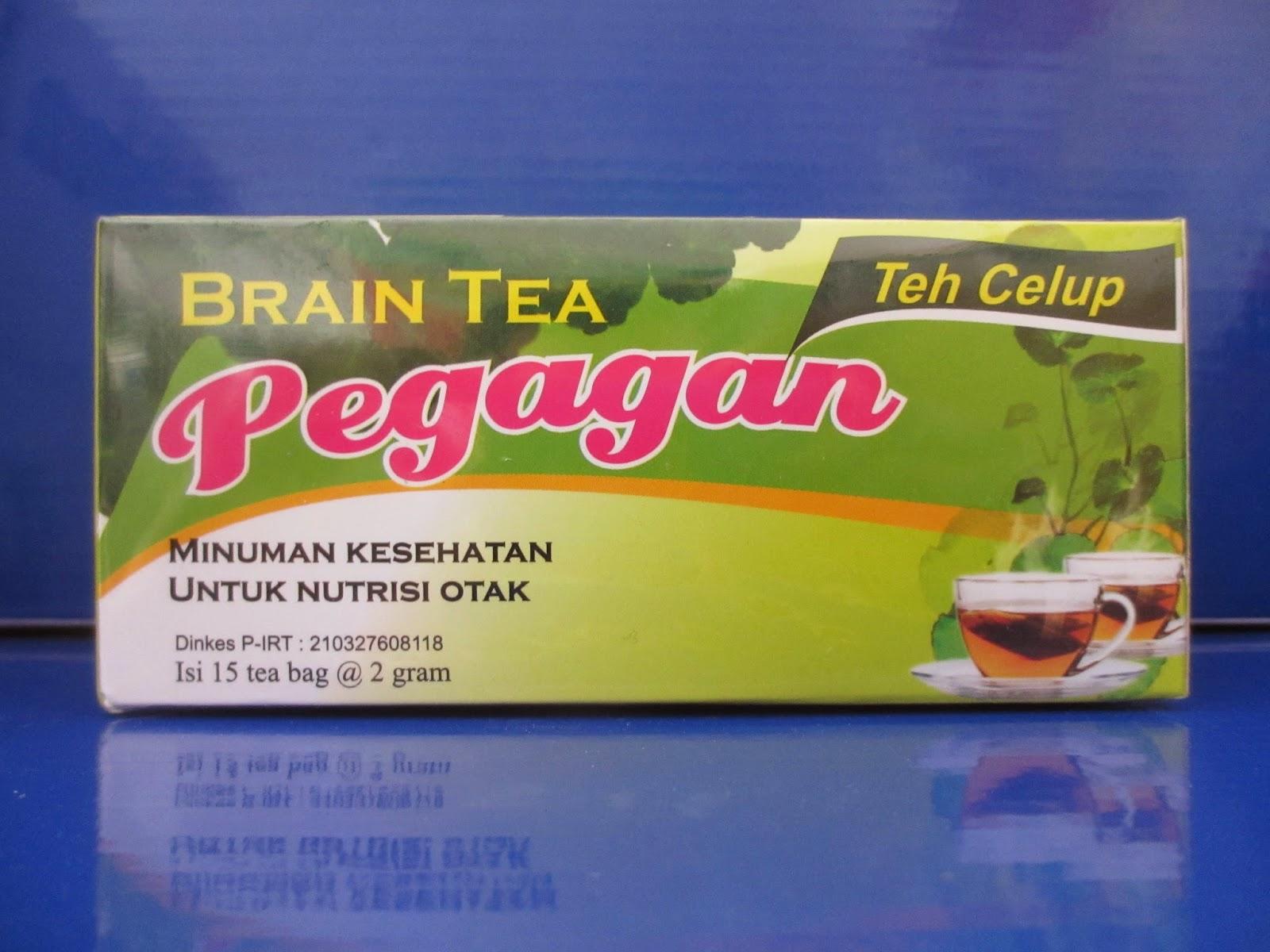 jual teh daun pegagan herbal insani murah di surabaya