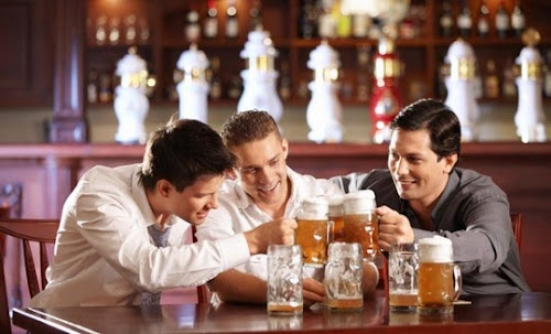 Mẹo giúp uống bia rượu lâu say