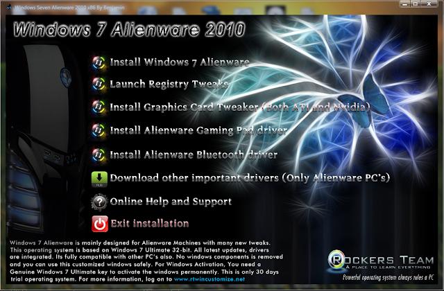 Готовые сервера(настройка,установка). Аудиокниги. Windows Se7en Alienware