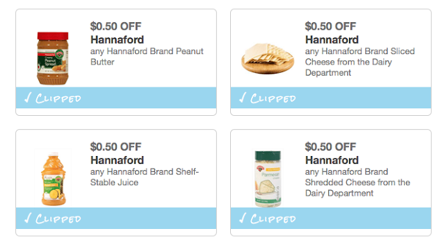 http://www.hannaford.com/catalog/coupons.cmd?cid=19008046~19008045~19008044~19008043