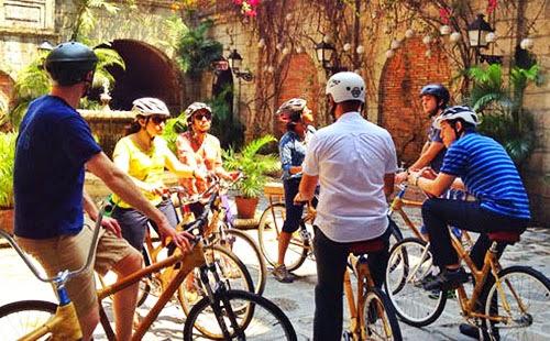 Bike Tour in Manila, Philippines