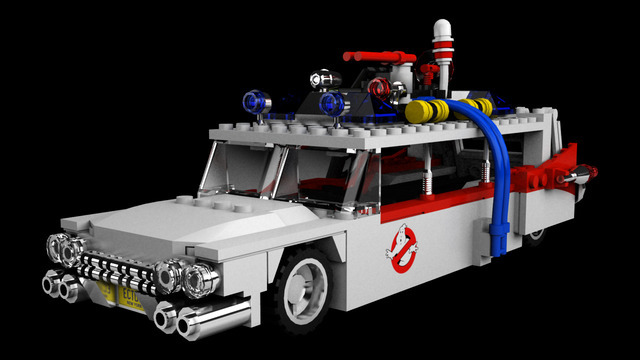 the brickverse ghostbusters gets to cuusoo review again. Black Bedroom Furniture Sets. Home Design Ideas
