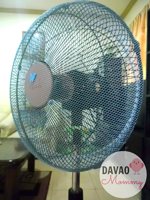 Cheap Electric Fan Cover