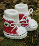 Virkade Baby Converse