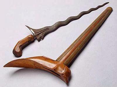 Senjata Tradisional Sumatera Barat
