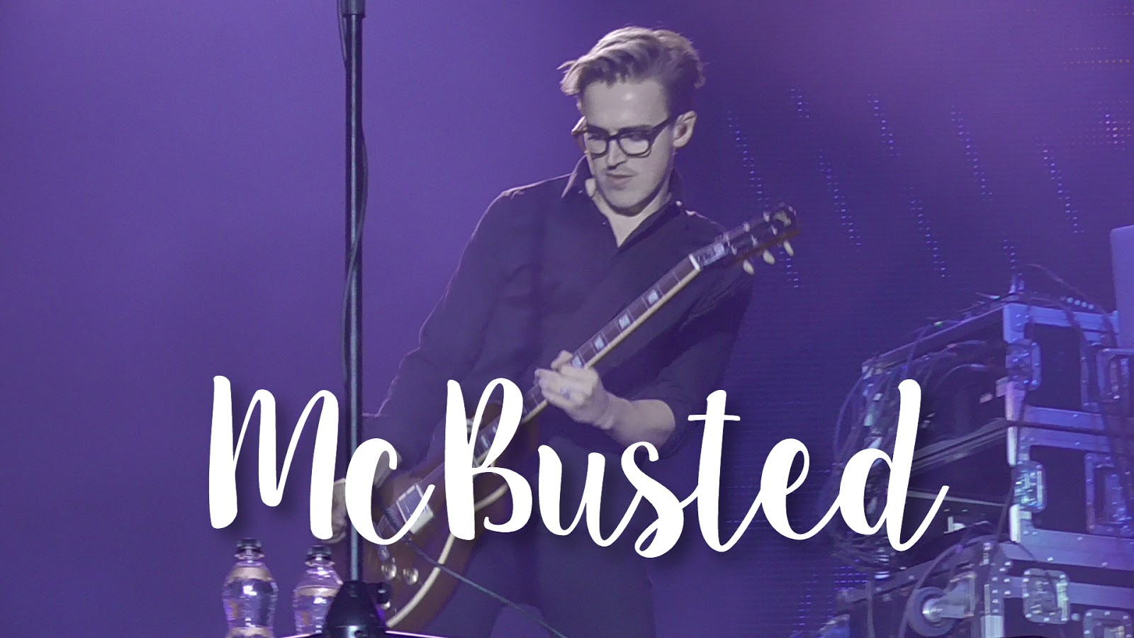 tom fletcher mcbusted lytham festival