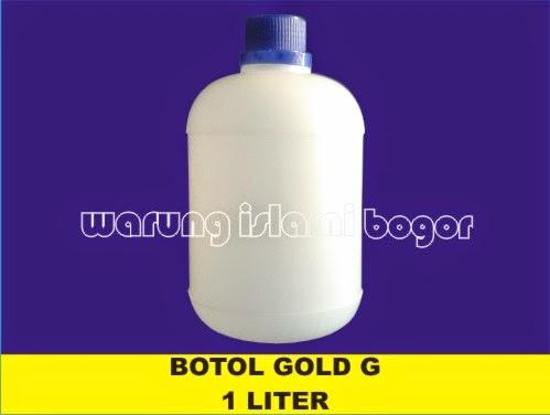 Jual Botol Bulat HDPE 1 Liter