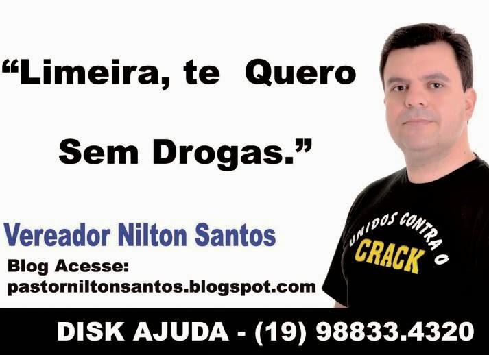 PASTOR NILTON SANTOS