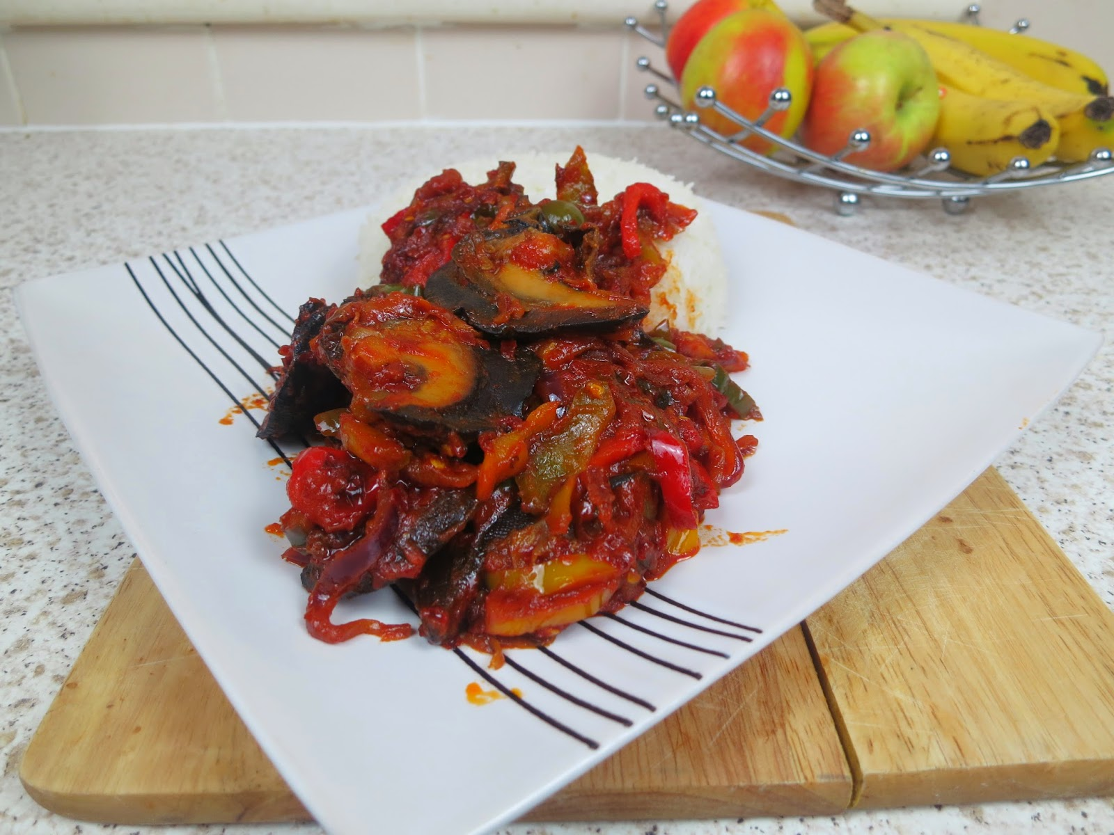 Nigerian Peppered Snail