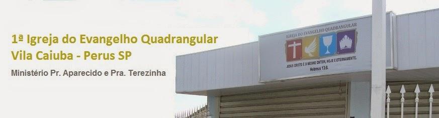 Igreja do Evangelho Quadrangular Vila Caiuba - Perus