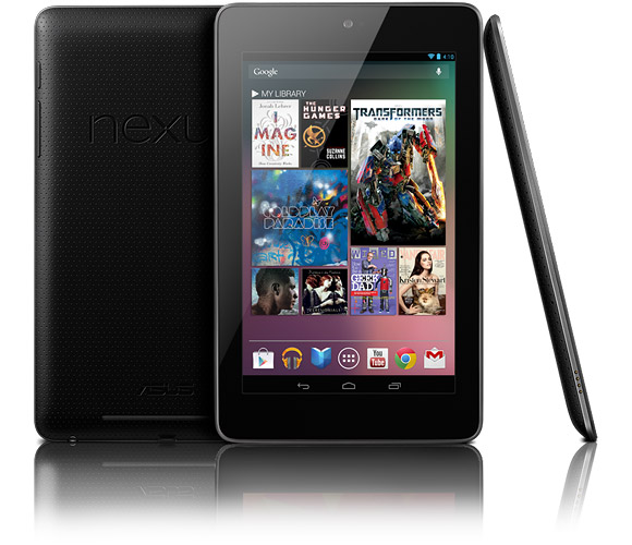 Google's Own  Nexus 7 Tablet
