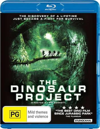 The Dinosaur Project (2012) Dual Audio [Hindi Eng] BRRip 480p 300mb