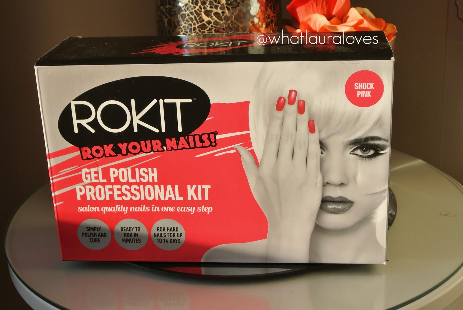 Rokit Gel Polish Professional Kit