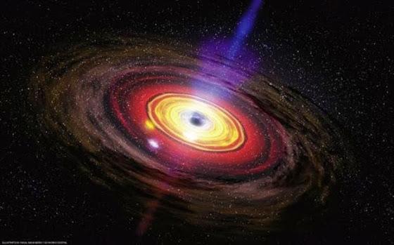 Κολοσσιαία έκρηξη στον Τοξότη Α* φώτισε τον Γαλαξία και η λάμψη έφθασε στη Γη
