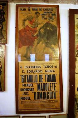 museo plaza de toros acho
