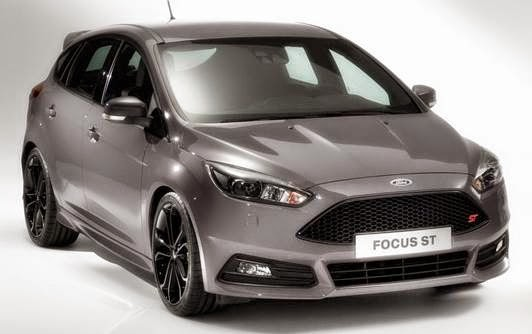 Ford Focus ST 2015 Specs