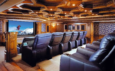 home theatre rooms