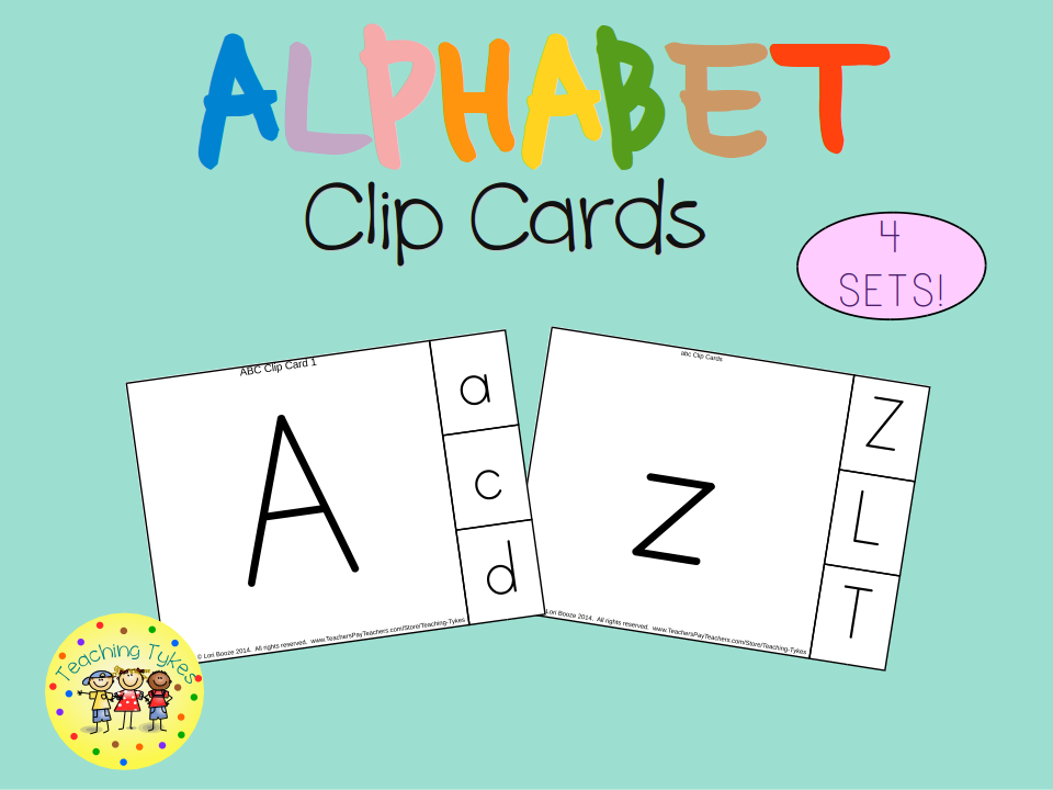 https://www.teacherspayteachers.com/Product/Alphabet-Clip-Cards-1691631