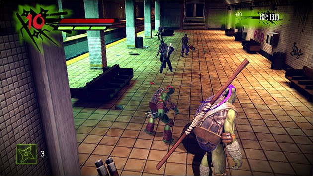 Teenage Mutant Ninja Turtles Out Of The Shadows Ps3 Torrent Transfer