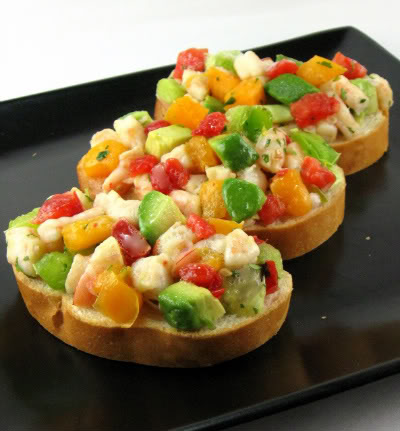 Two Years Ago Today: Margarita Shrimp Salad for Sandwiches and Wraps