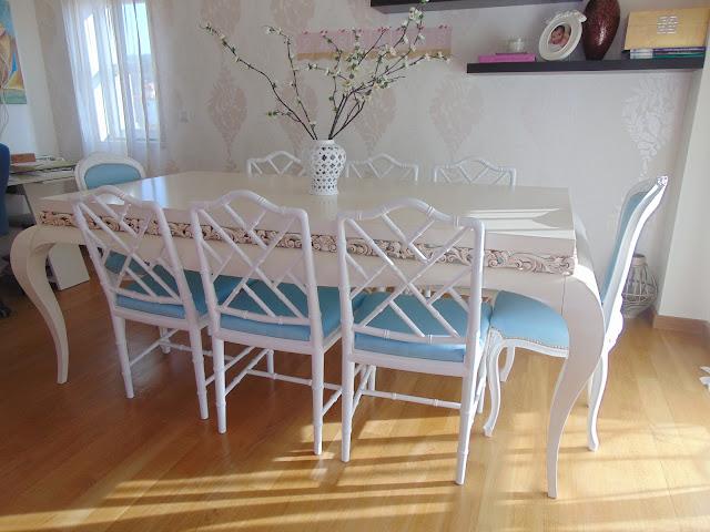 Cadeiras chipendale