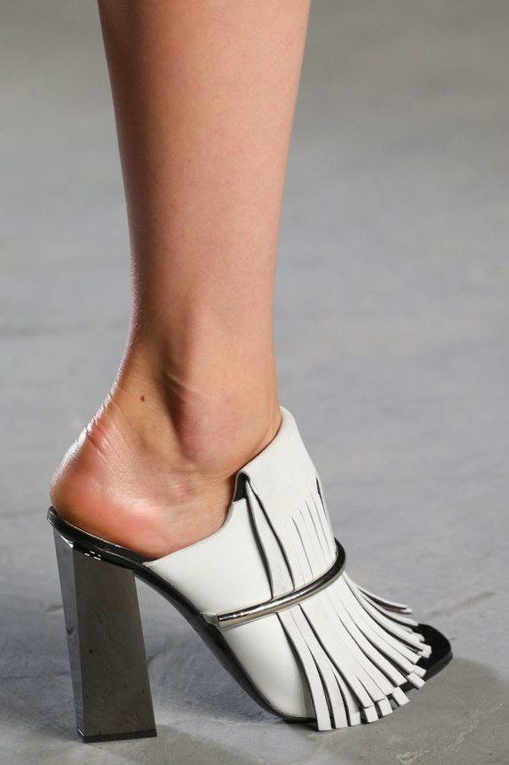 Mules - Sapatos tendência primavera-verão 2015