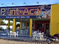 POINT DO AÇAÍ CARAUBENSE