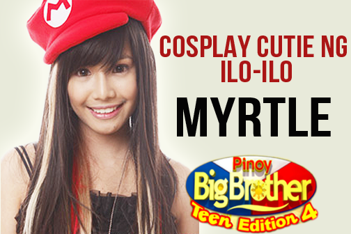 Myrtle Wins PBB Teens 2012