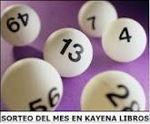 SORTEO DEL MES DE kAYENA