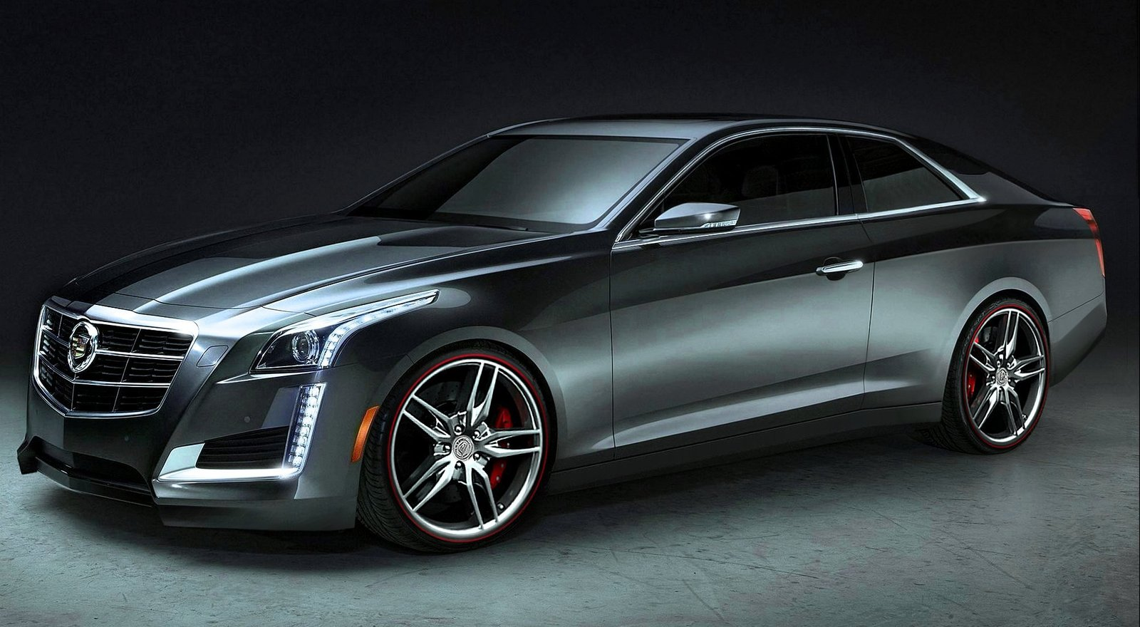 2015 cadillac ats v release date release concept. Black Bedroom Furniture Sets. Home Design Ideas