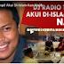 Juruhebah Radio Cerita Bagaimana Dirinya Mula  DiIslamkan Oleh PM
