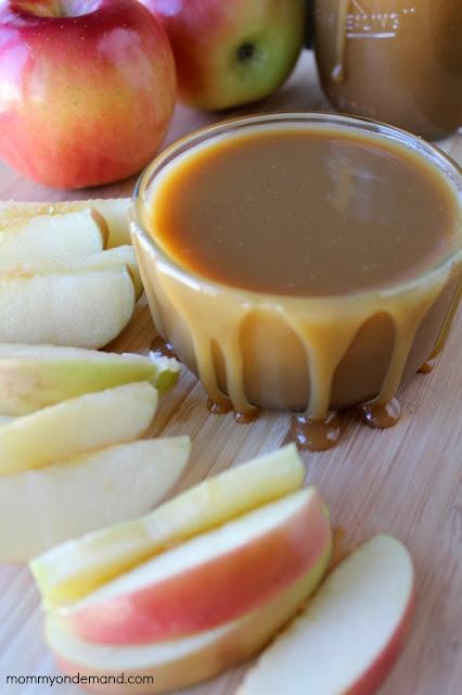 http://mommyondemand.com/caramel-sauce-recipe/