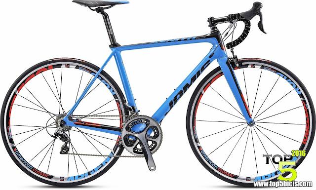 JAMIS XENITH TEAM, buena bici y no excesivamente cara