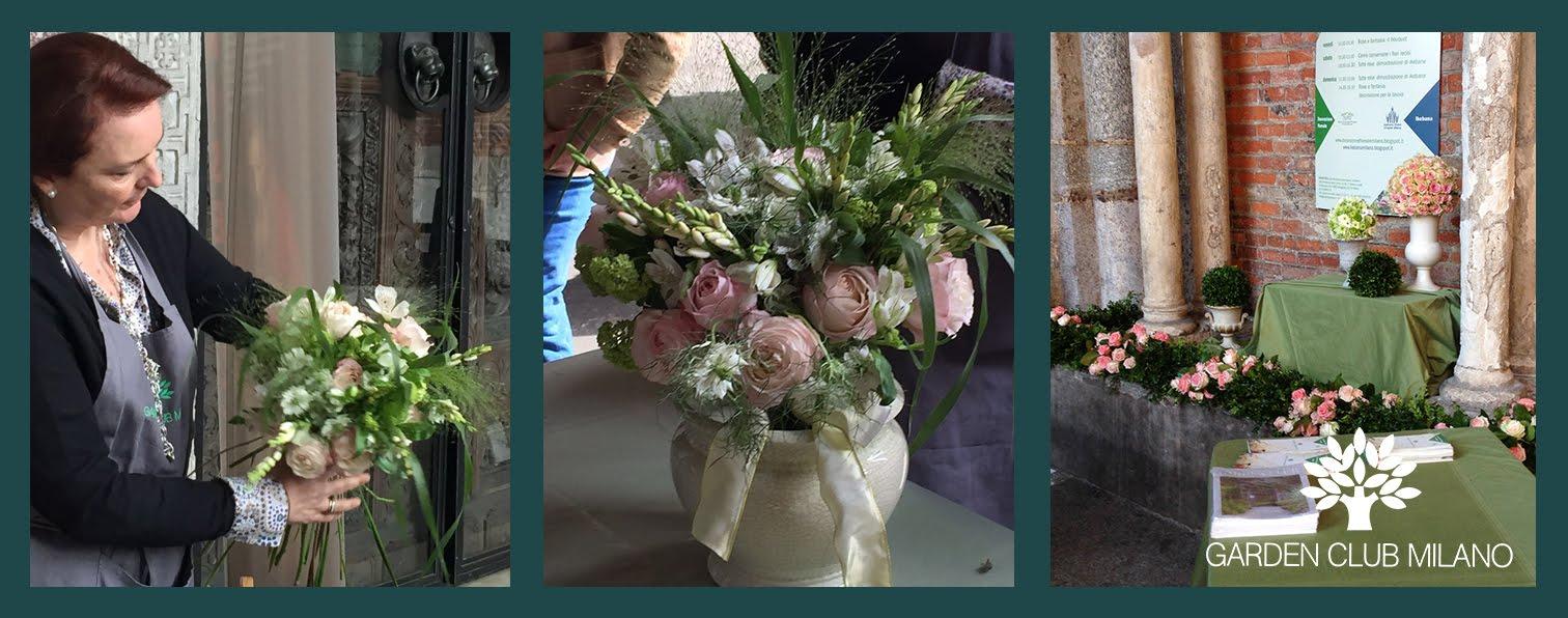 Decorazione floreale milano report mostra flora et decora for Decorazione floreale