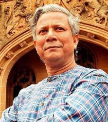 Muhammad Yunus microfinance social bunsiness