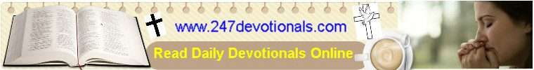 Read Today's Devotionals for Men and Women Grow Spiritually