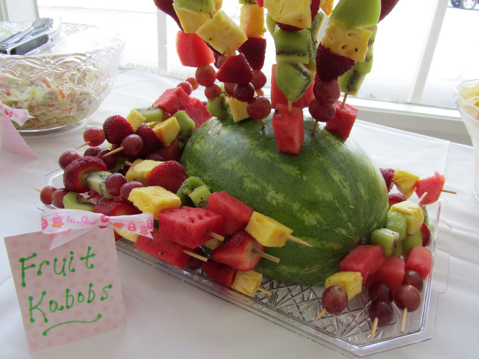 Hospitality at Heart Baby Shower & Sherbet Punch Recipe