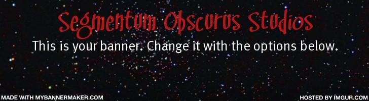 Segmentum Obscurus Studios
