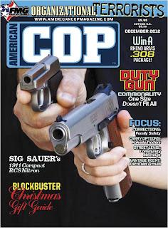 American Cop - December  [2012]