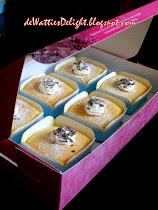 Hokkaido Chiffon Cake/Osaka Cake