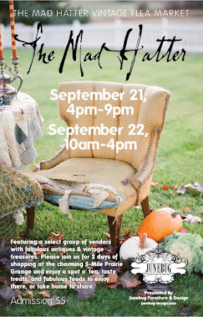 THE MAD HATTER VINTAGE FLEA MA RKET ~ 2018