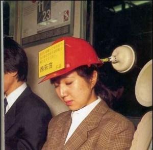 Penopang Tidur saat di Kereta