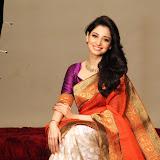tamanna in silk saree photos (9)