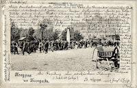 Velika pijaca na Studentskom trgu 1901. godine
