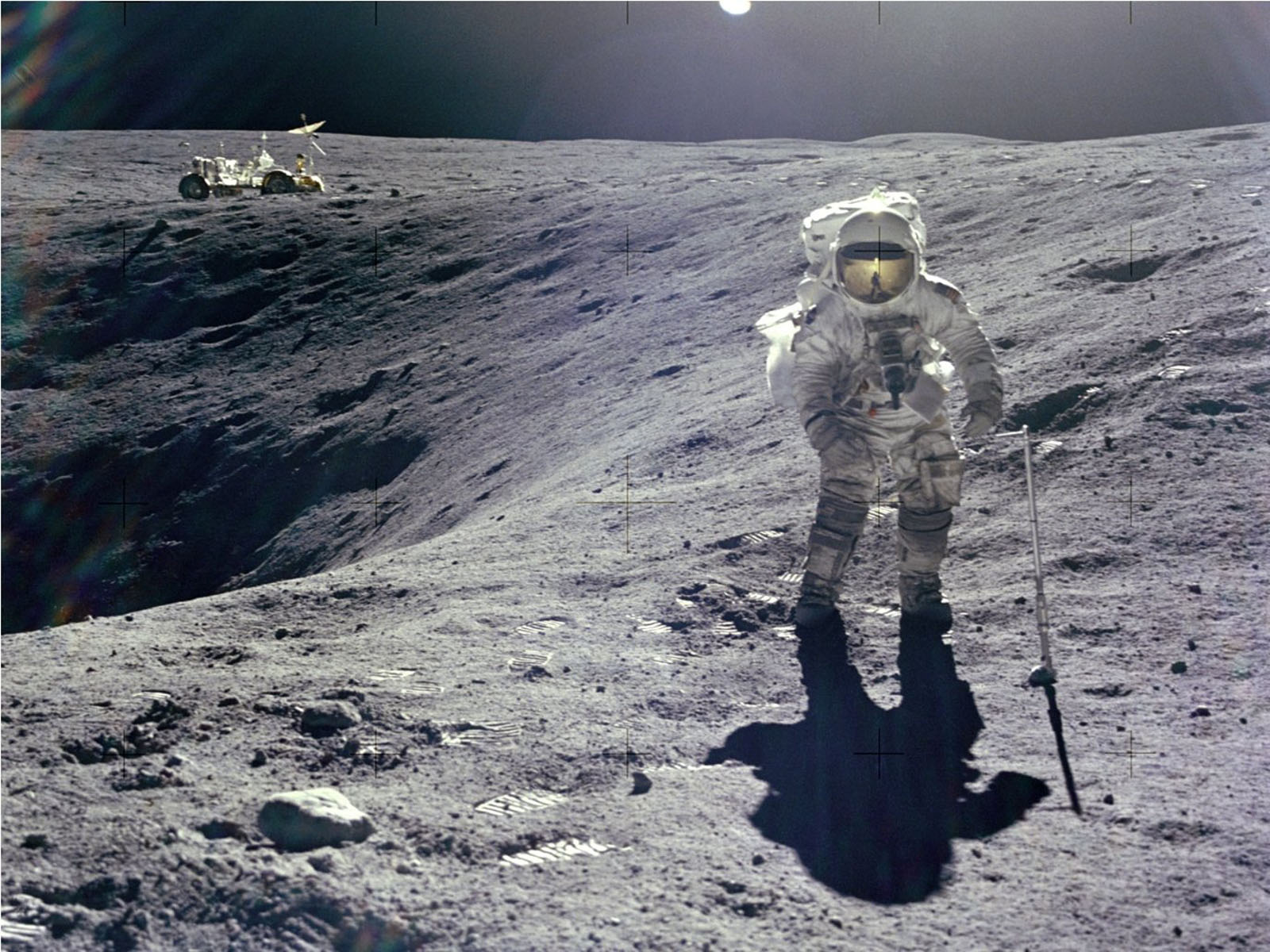 all photos and videos from apollo moon landing - photo #7