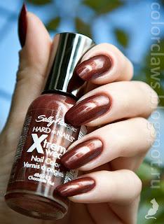 Sally Hansen Xtreme Wear Chocolate Nut